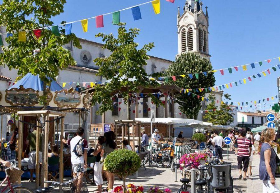 La couarde sur mer centre village
