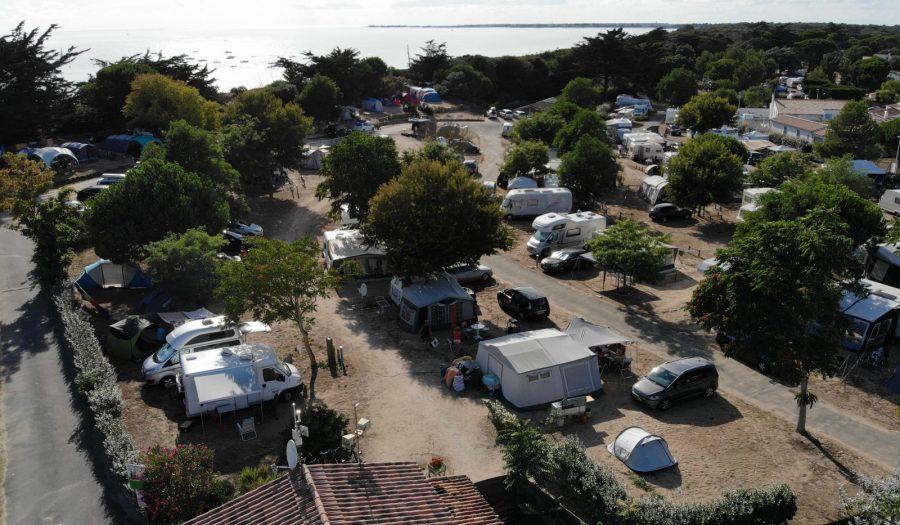 Emplacements camping car Ile de Ré