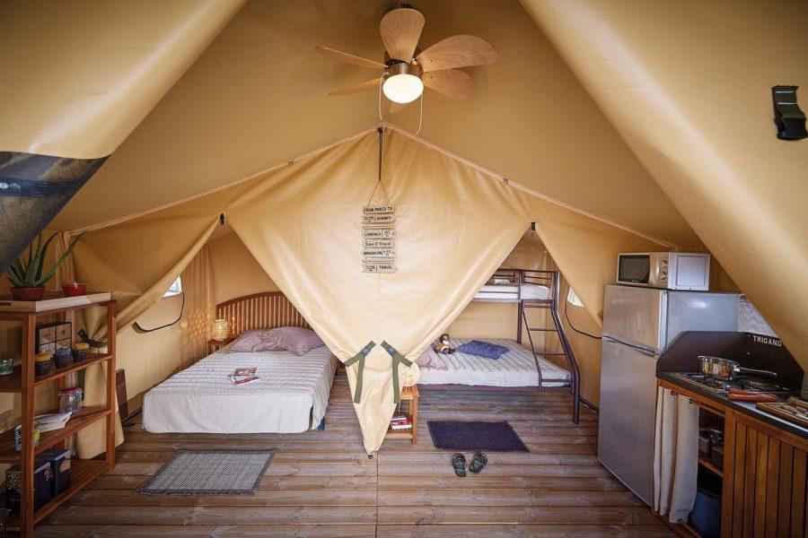 Lodge océan chambres